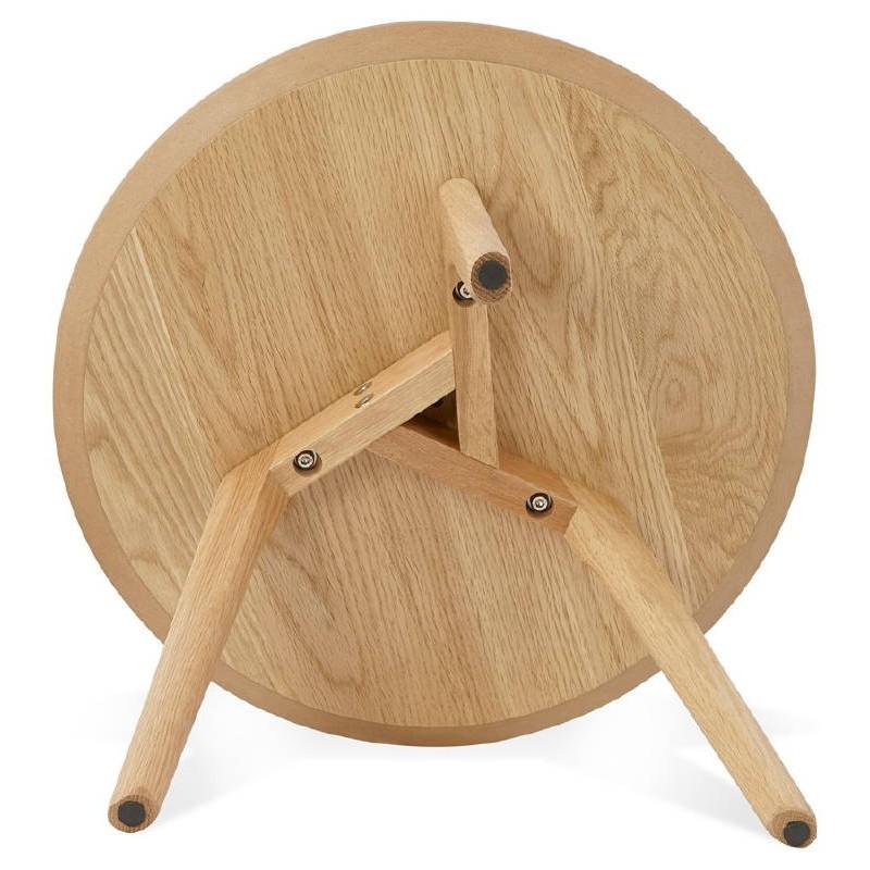 Tables gigognes ART en bois et chêne massif (naturel) - image 38667