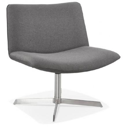 Swivel design MIRANDA (dark gray)