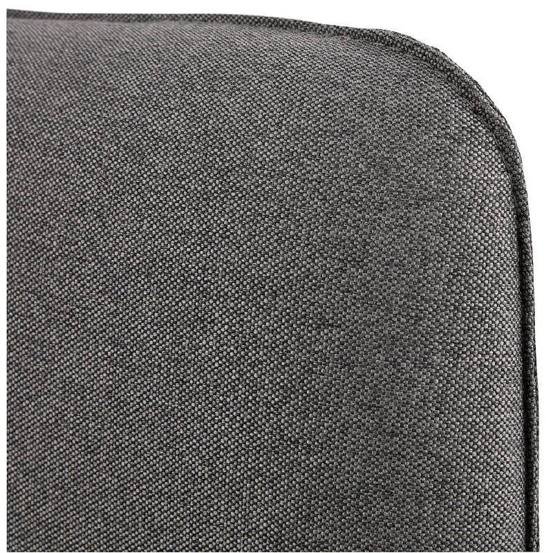 Fauteuil design pivotant MIRANDA (gris foncé) - image 38969