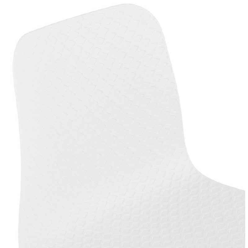 Scandinavian design chair CANDICE (white) - image 39459