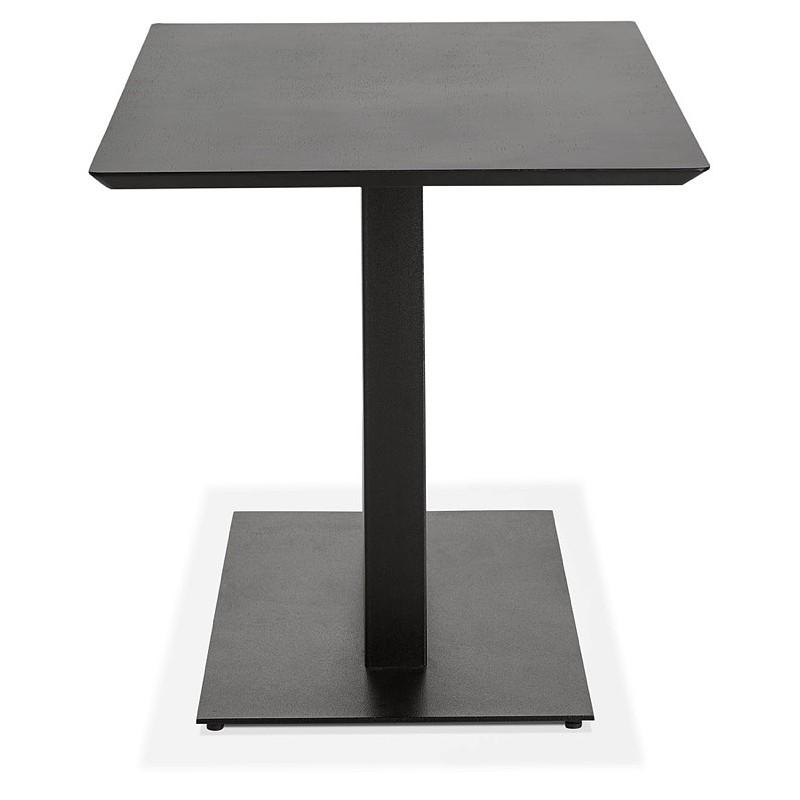 Table à manger design ou table de réunion KENZA (150x70x75 cm) (noir) - image 39818