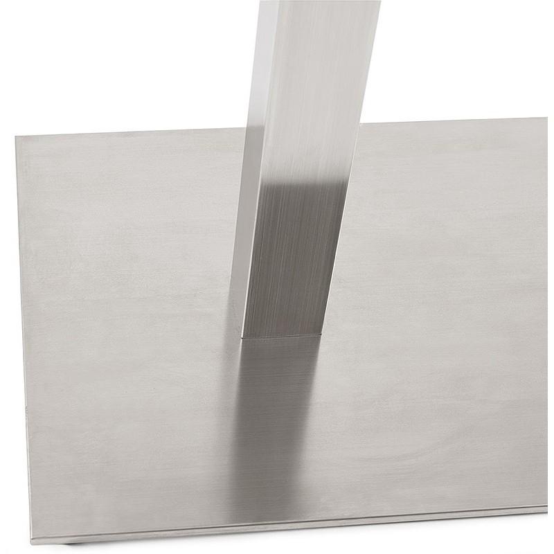Design oder Meeting Tisch CORALIE (150 x 70 x 75 cm) (Esche schwarz Finish) - image 39908