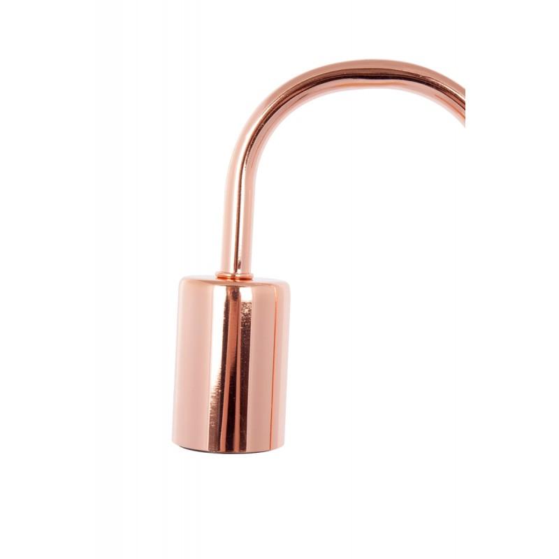 Table lamp design metal H 47 cm Ø 15 cm ARIANE (copper) - image 41037