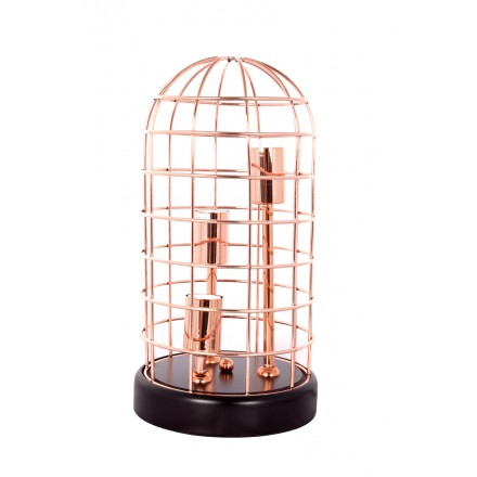 Table lamp Bell in copper metal LEXA (copper)