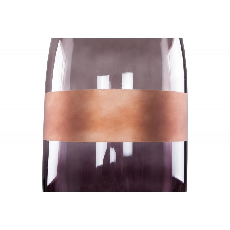 Lampe LaloupourpreLampes 5 Verre Ø Suspension Cm Suspendues H À 17 En 36 Design HYE9IW2D
