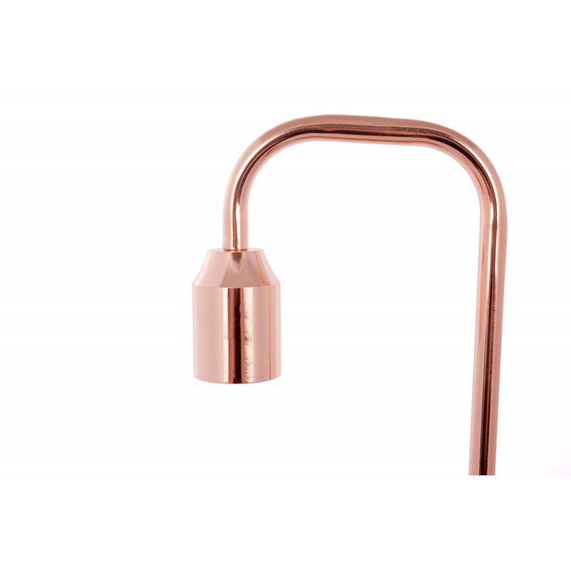 Metall (Kupfer) PHILAE Design Tischleuchte - image 41254
