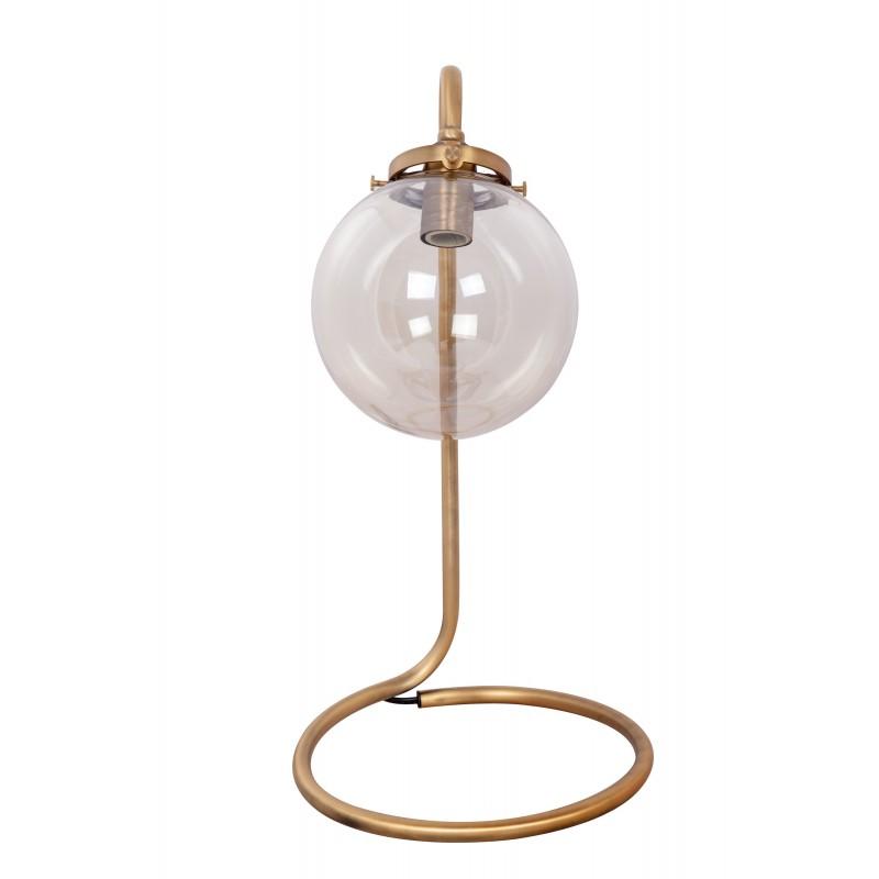 Lampe de table industrielle en métal BERTILLE (cuivre) - image 41260