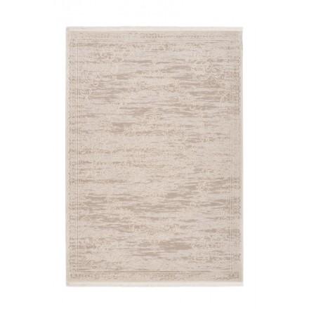 Oriental rug rectangular WHIUCH woven machine (Beige)