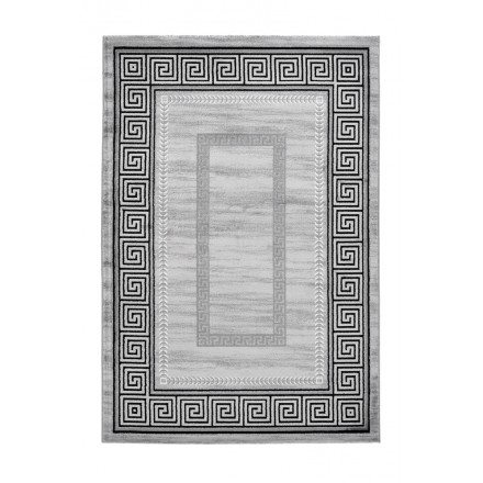 Oriental rug rectangular flap woven machine (grey)