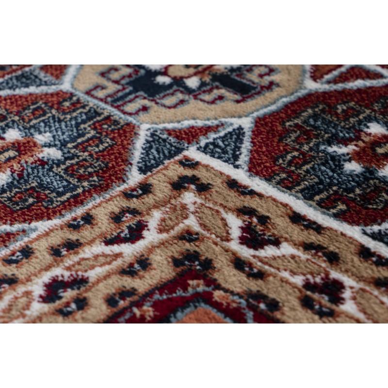 Tapis oriental KENITRA rectangulaire tissé à la machine (Bordeaux) - image 41461