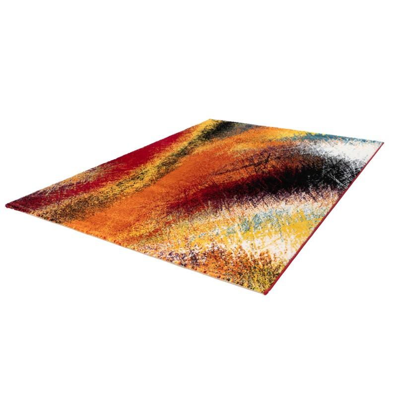 Tapis design et contemporain THAILAND rectangulaire tissé à la machine (Multicolore) - image 41566