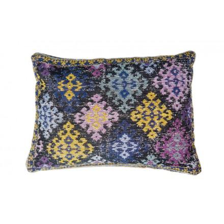 Cuscino rettangolare patchwork di Bruno fatti a mano (multicolor)