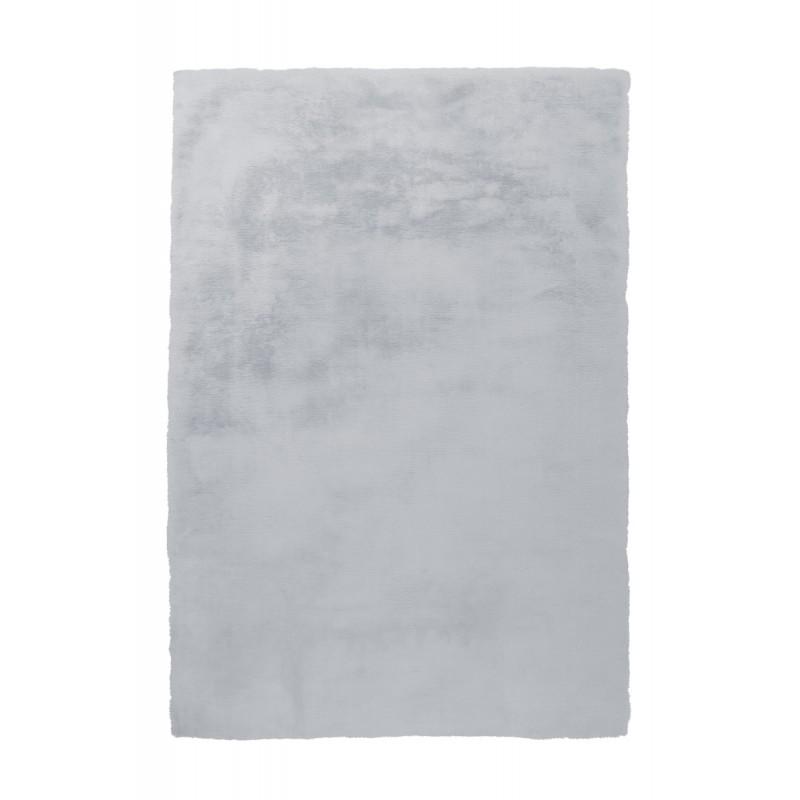 Tapis contemporain tufté à la main RABBIT rectangulaire tufté à la main (Gris Bleu) - image 41902