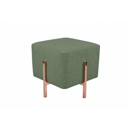 Hocker Design LYSON (Kupfergrün)