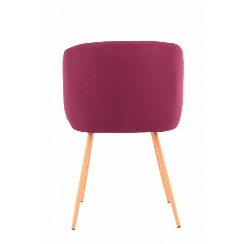 Chaise Anssen Violette Commandez Nos Chaises Anssen Violet Design Rdv Deco