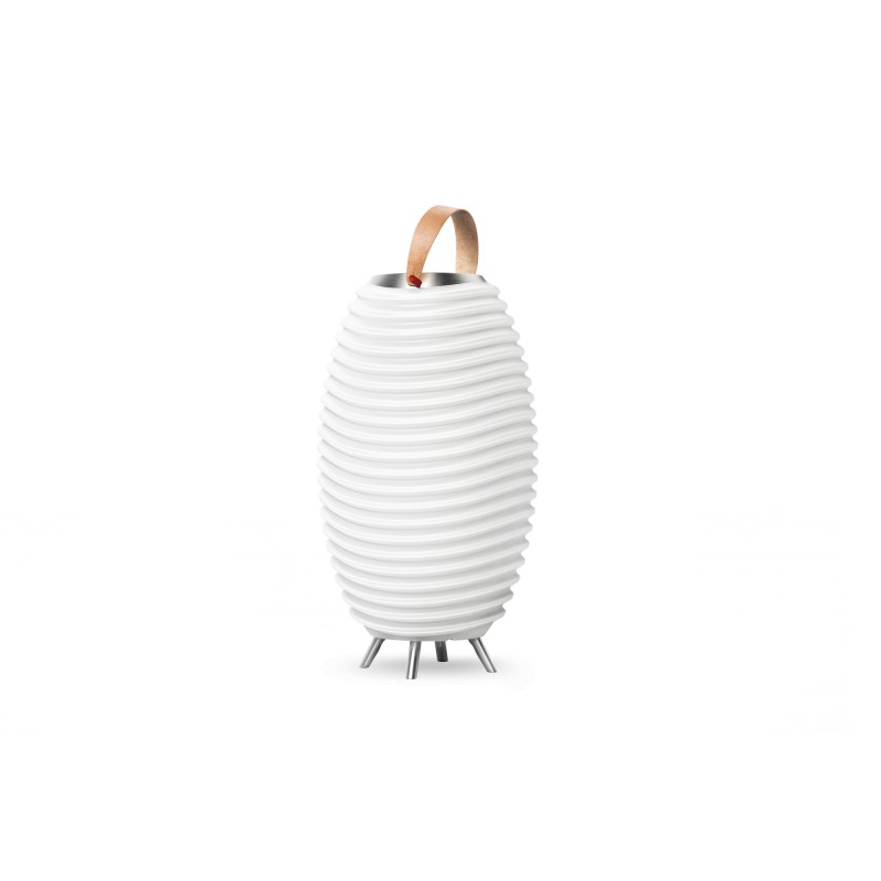 Lamp LED bucket champagne pregnant speaker bluetooth KOODUU synergy 35PRO (white) - image 42839