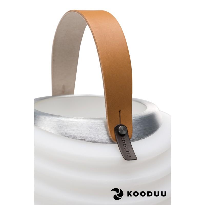 Lamp LED bucket champagne pregnant speaker bluetooth KOODUU synergy 65PRO (white) - image 42865