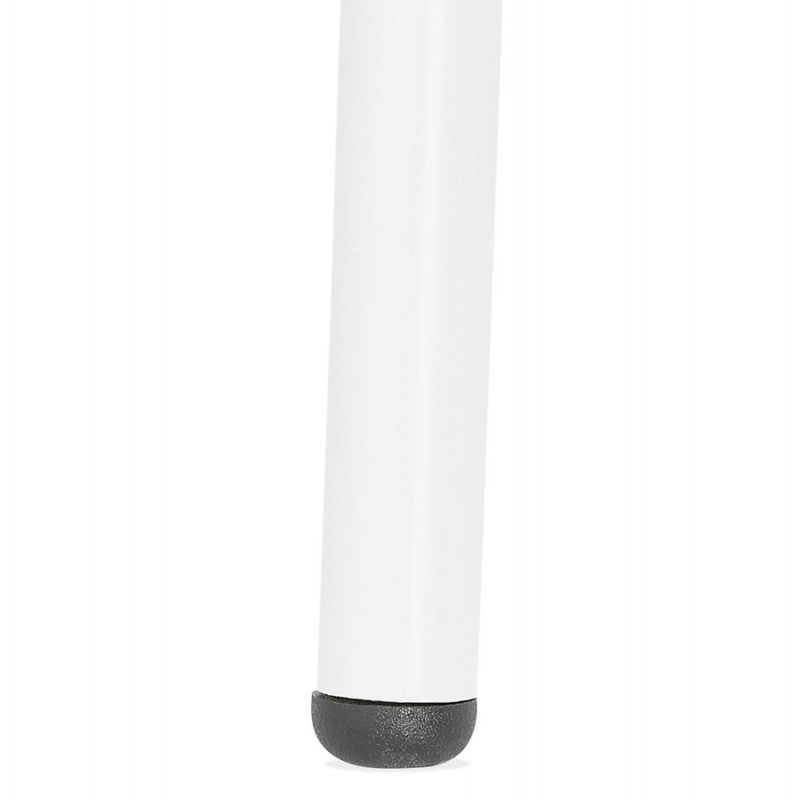 Industriedesignstuhl mit ORCHIS Armlehnen aus Polypropylen (weiß) - image 43315