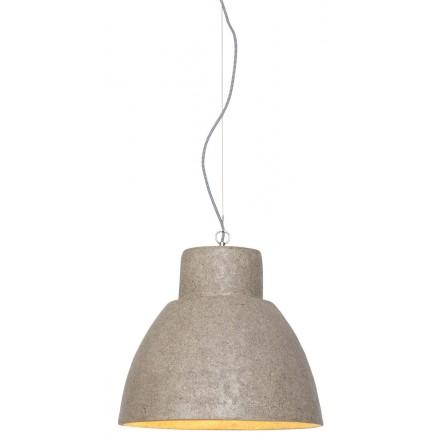 Lámpara de suspensión de viruta de madera CEBU (arena)