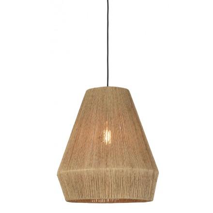 IGUAZU SMALL jute suspension lamp (40 cm) (natural)