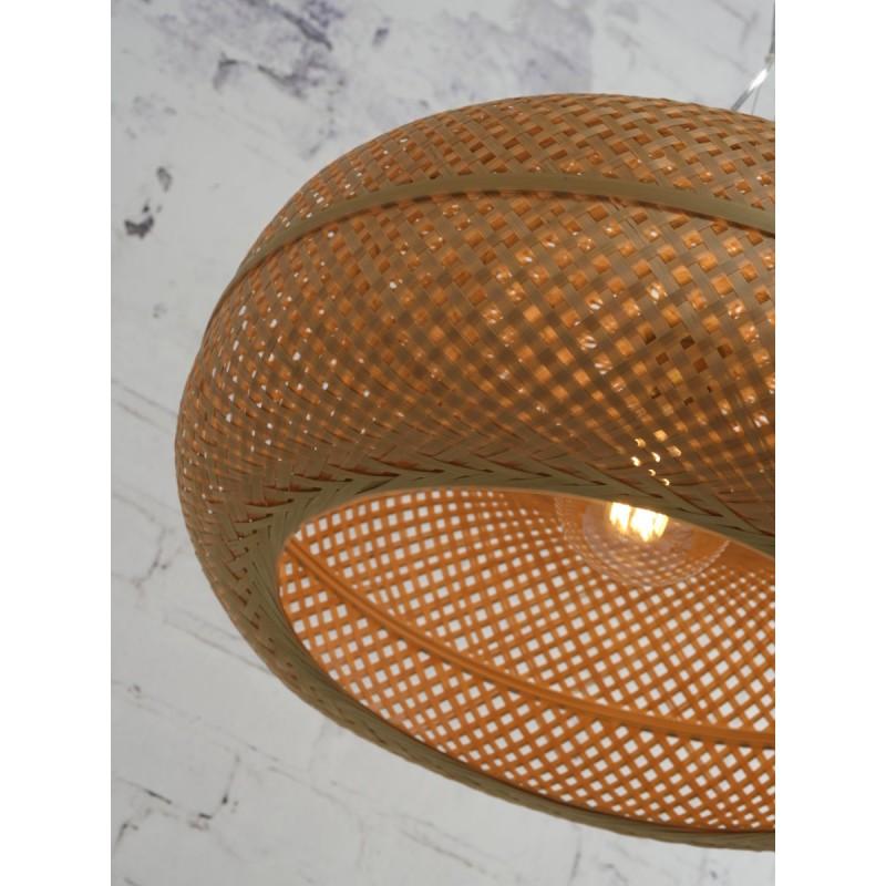 PALAWAN bamboo suspension lamp (natural) - image 45423
