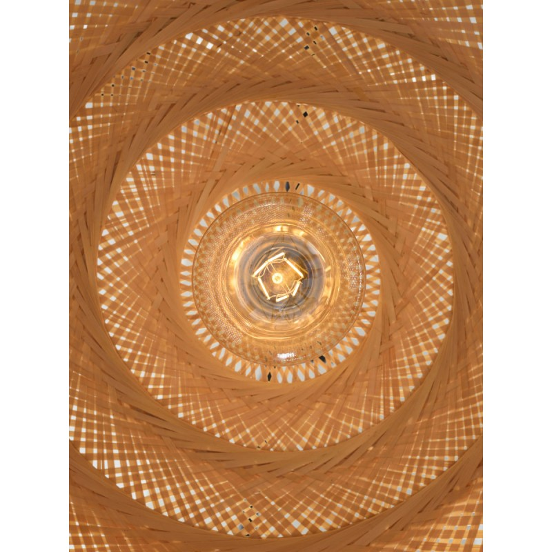 Lámpara de suspensión de bambú PALAWAN (natural) - image 45424