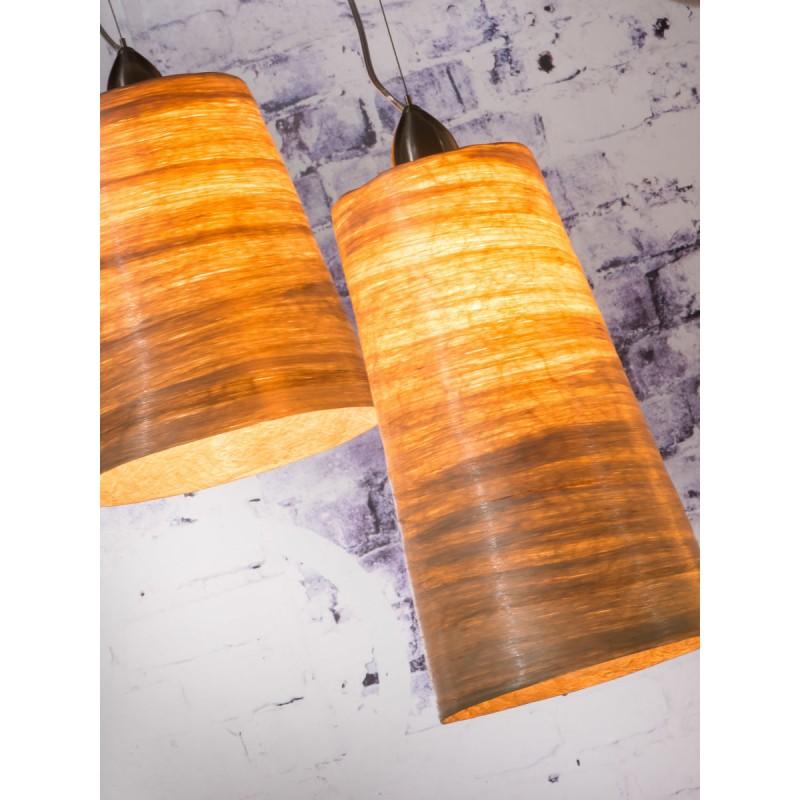Sahara XL abaca suspension lamp (natural) - image 45511