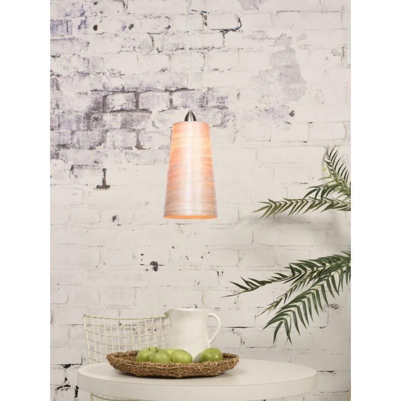 Sahara XL abaca suspension lamp (natural) - image 45518