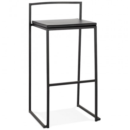 DORDOE stackable bar industriale bar set (nero)