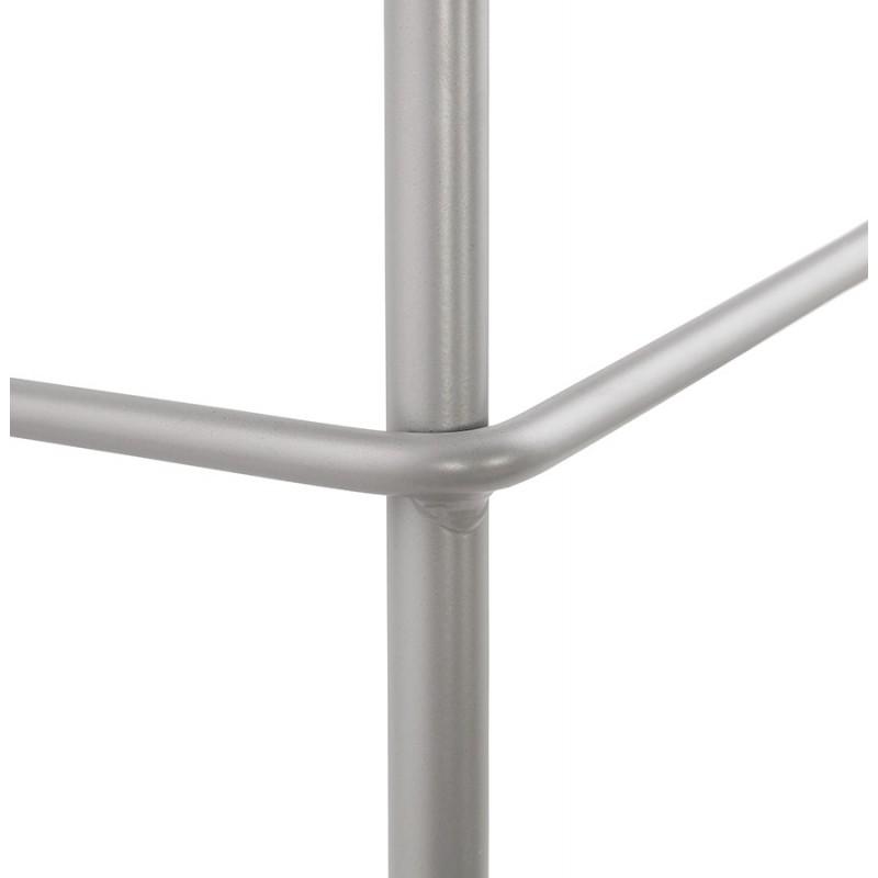 Bar pad a media altezza vintage piedi grigio chiaro OCEANE MINI (grigio chiaro) - image 46672