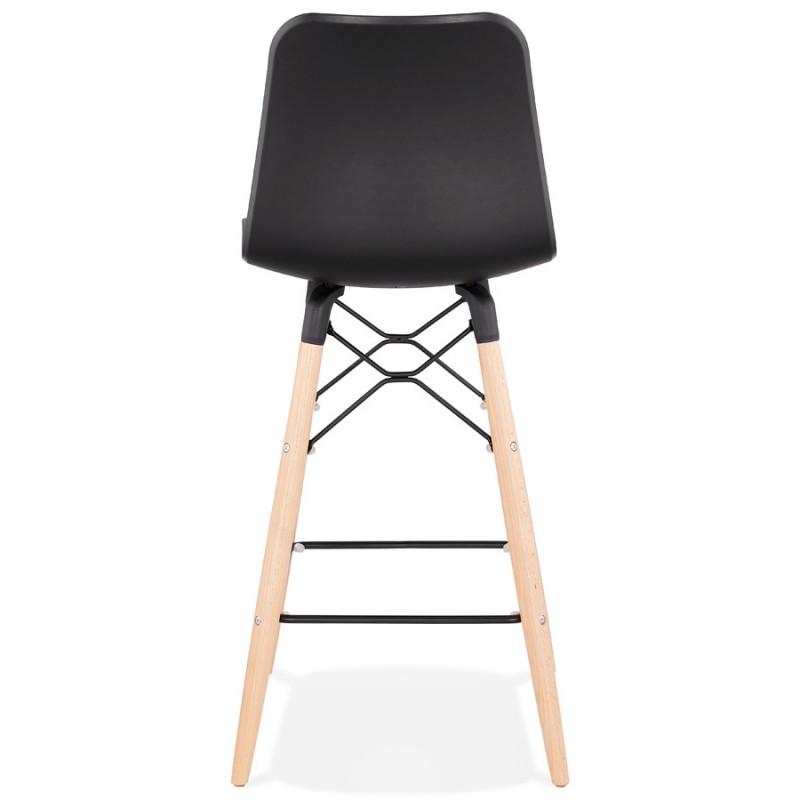 Scandinavian mid-height bar set FAIRY MINI (black) - image 46783