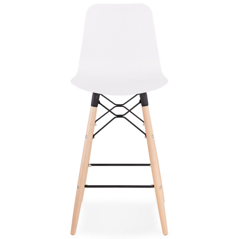 Scandinavian mid-height bar set FAIRY MINI (White) - image 46810