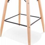 Scandinavian mid-height bar set FAIRY MINI (pink)