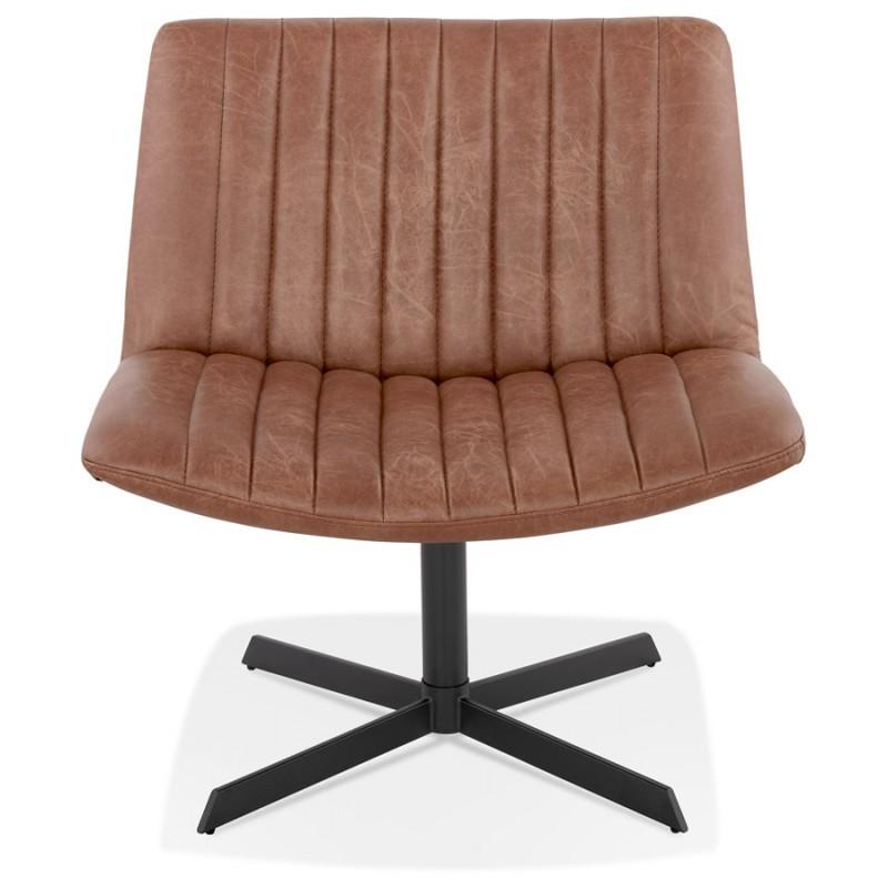 PALOMA sedia gireggiata vintage (marrone) - image 47278