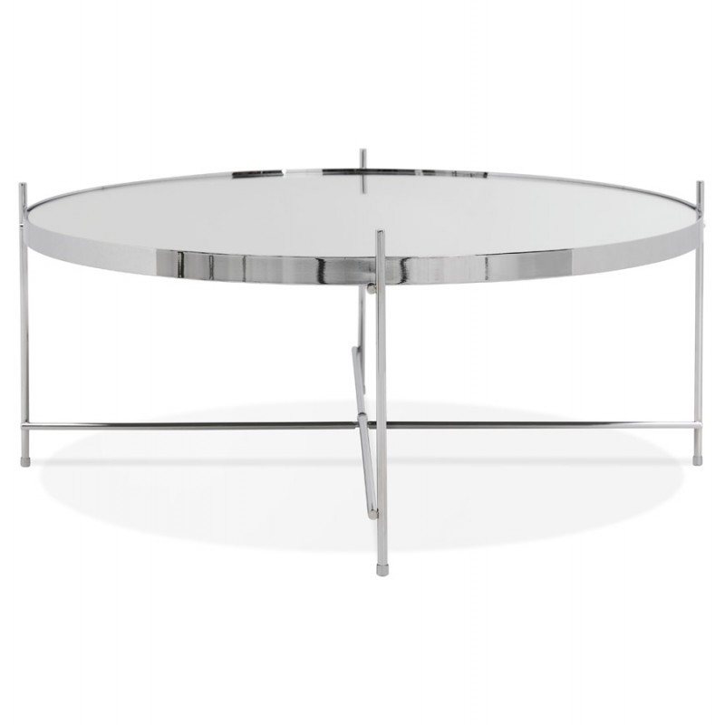 Table basse design RYANA BIG (chrome) - image 48461