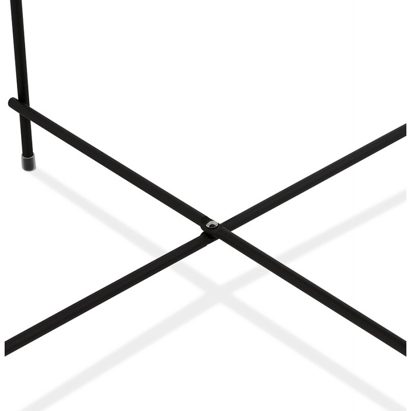 Table basse design RYANA BIG (noir) - image 48473