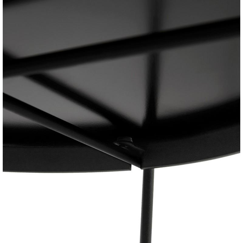 Table basse design, table d'appoint RYANA MEDIUM (noir) - image 48495