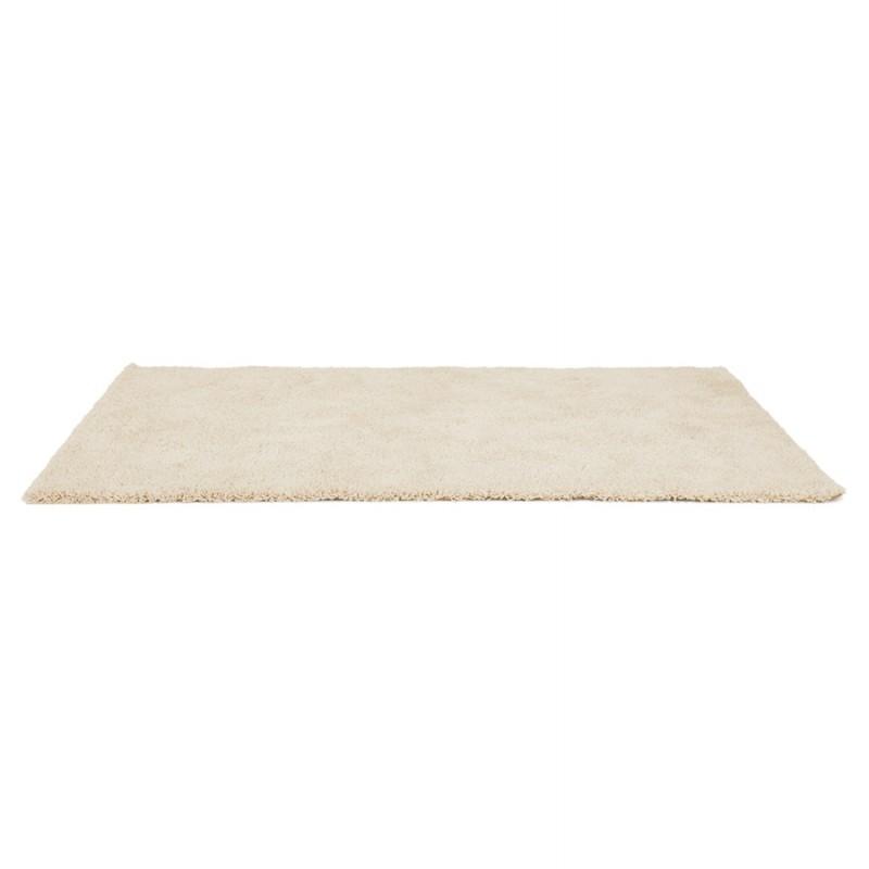 Tapis design rectangulaire - 120x170 cm SABRINA (beige) - image 48555