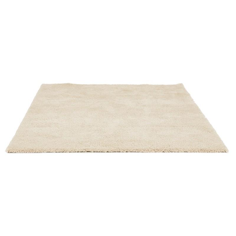 Tapis design rectangulaire - 120x170 cm SABRINA (beige) - image 48556