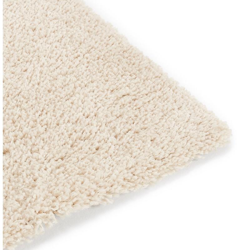 Tapis design rectangulaire - 120x170 cm SABRINA (beige) - image 48557