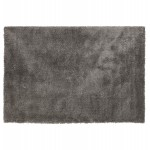 Rectangular design carpet - 160x230 cm SABRINA (dark grey)