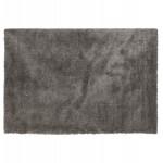 Alfombra de diseño rectangular - 120x170 cm SABRINA (gris oscuro)