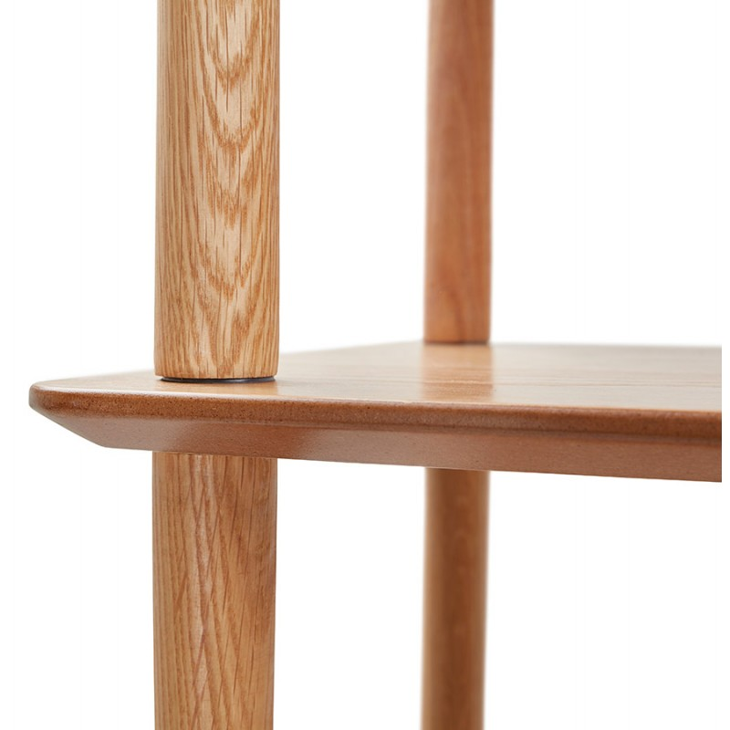 Etage Design Bibliothek skandinavischer Stil aus ERIKA Eiche (natürlich) - image 49387