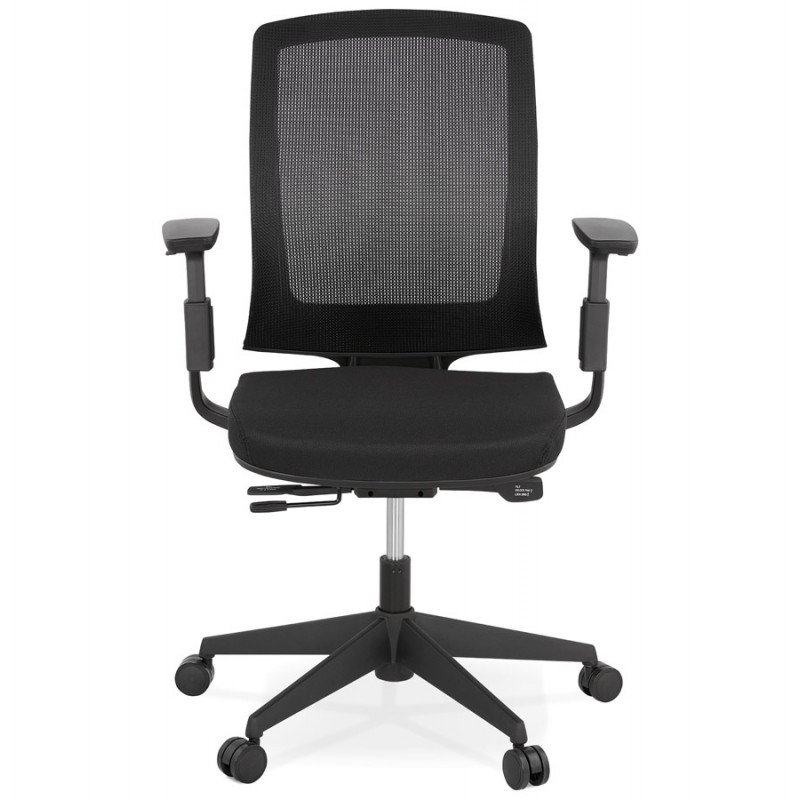 Silla de escritorio ergonómica KAORI (negro) - image 49429
