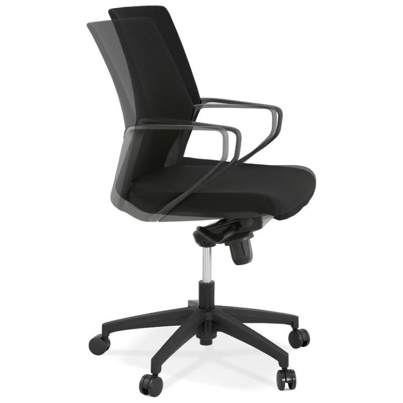 YOKO fabric desk (black) - image 49467
