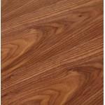 BENCH scrivania tavolo da riunione moderno piedi bianchi in legno RICARDO (140x140 cm) (affogamento)