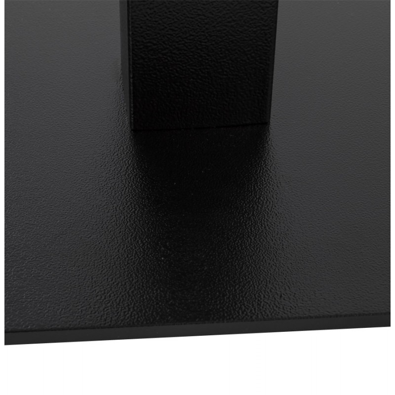 RamBOU XL rectangular metal table top (75x40x88 cm) (black) - image 49894