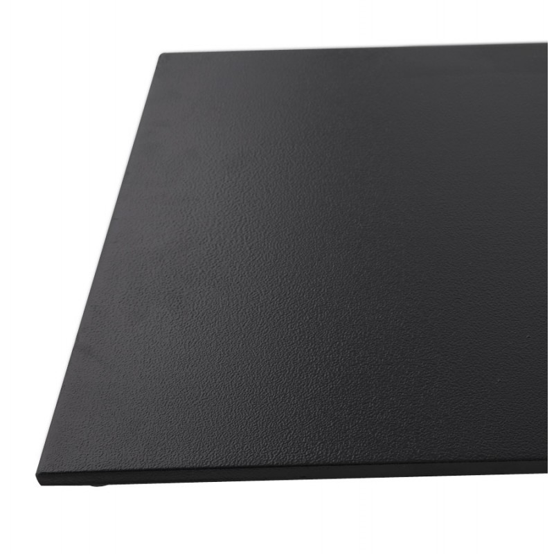 Pied de table rectangulaire en métal RAMBOU XL (75x40x88 cm) (noir) - image 49895