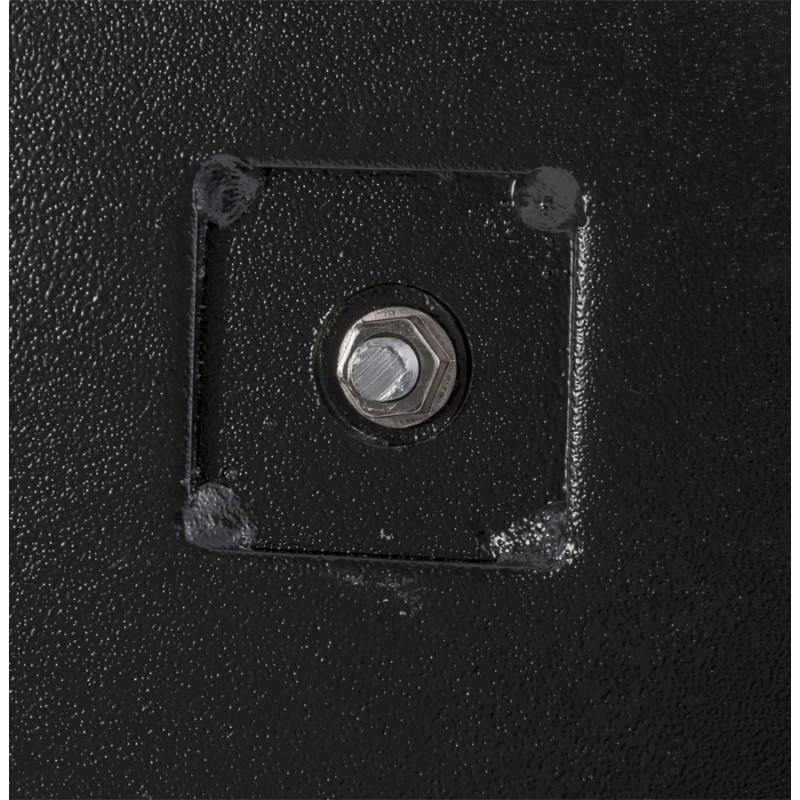Pied de table rectangulaire en métal RAMBOU XL (75x40x88 cm) (noir) - image 49897