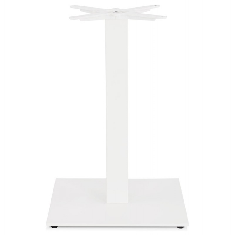 EMIE metal square table top (50x50x73 cm) (white) - image 49915